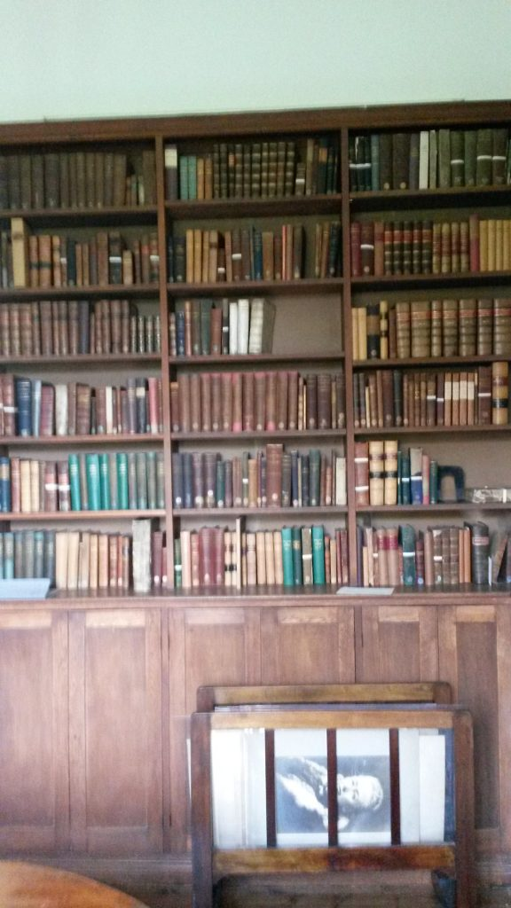 The John Stuart Mill Collection, Somerville College, University of Oxford [Image by Louise Seaward]
