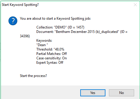 How To Search Documents with the Keyword Spotting Feature - READ-COOP